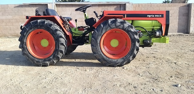 AGRIA 9945 ARTICULADO 52 CV.  - 9945 MOTOR DITER 3 C.  . 52 CV.  - foto 2