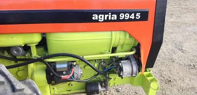AGRIA 9945 ARTICULADO 52 CV.  - 9945 MOTOR DITER 3 C.  . 52 CV.  - foto 3