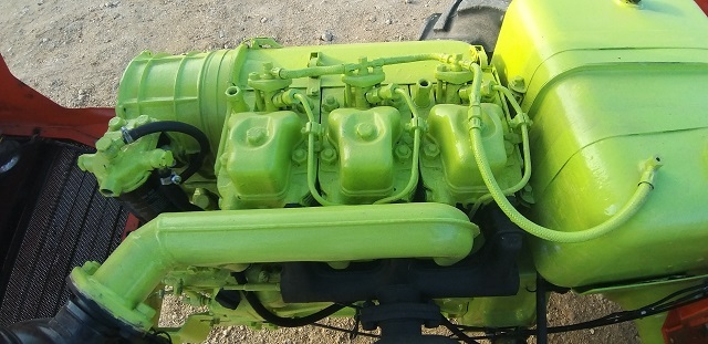 AGRIA 9945 ARTICULADO 52 CV.  - 9945 MOTOR DITER 3 C.  . 52 CV.  - foto 5