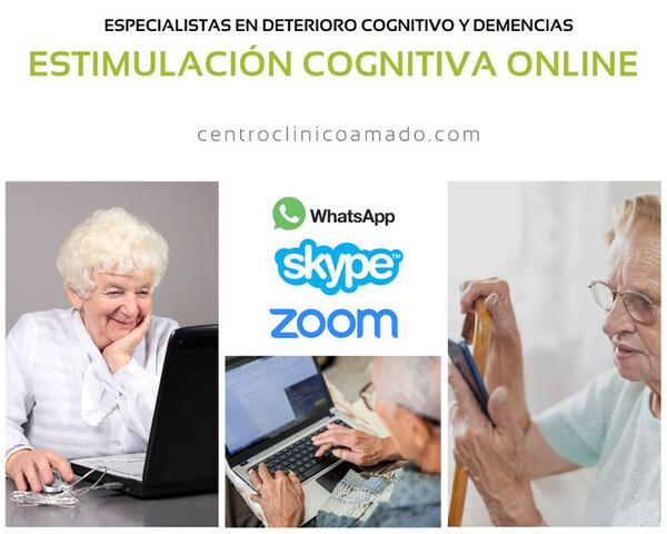 ESTIMULACIÓN COGNITIVA ONLINE - foto 1