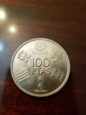 Gran Lote De Monedas Del Mundial 82