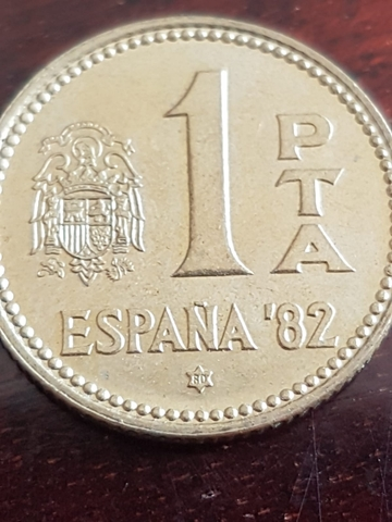 Lote De 146 Monedas Pesetas Mundial 82