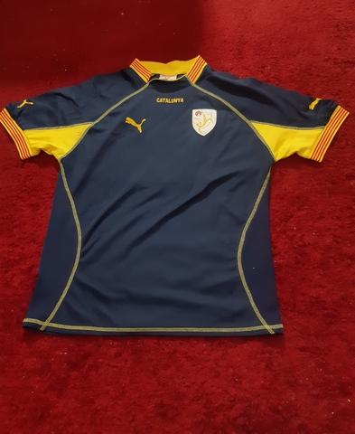 Camiseta Selección Catalana De Fútbol