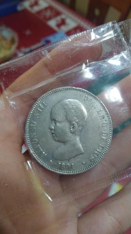 Vendo Monedas Antiguas Españolas