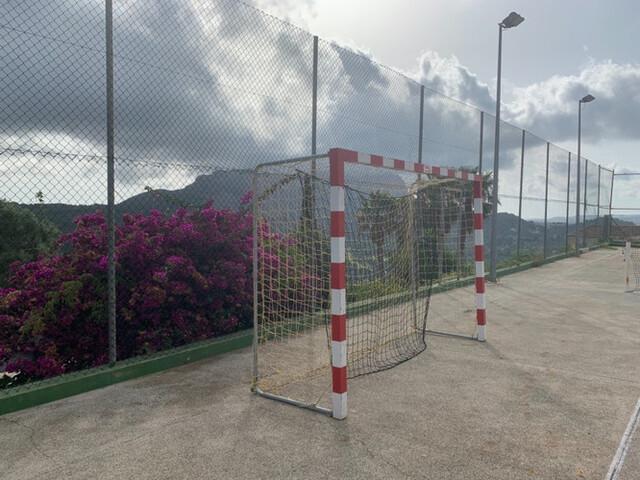 PORTERIA DE BALONMANO - foto 2