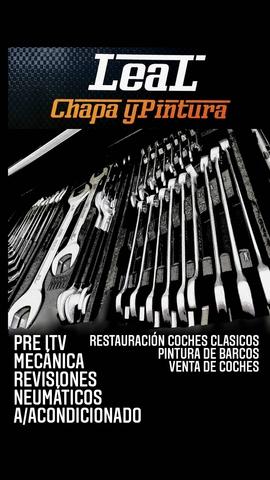 CHAPA Y PINTURA,  MECÁNICA,  LUNAS,  A/A - foto 2