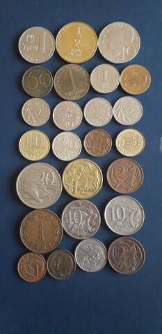 Monedas Mundo