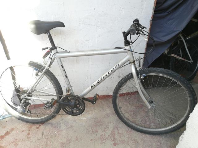 Bicicleta Mtb Llanta 26