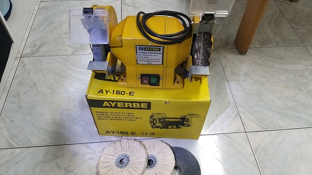 Esmeriladora Ayerbe-150