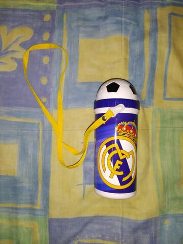 Botella Real Madrid