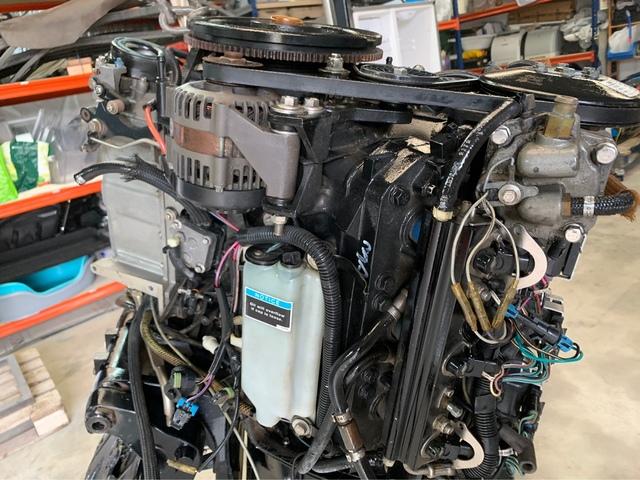 MERCURY 135HP OPTIMAX FUERABORDA - foto 5