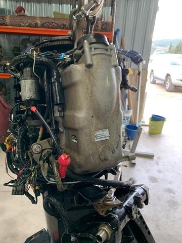 MERCURY 135HP OPTIMAX FUERABORDA - foto 9