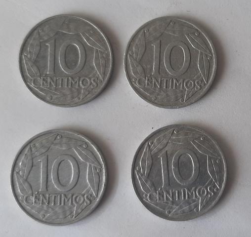 10 Centimos 1959.