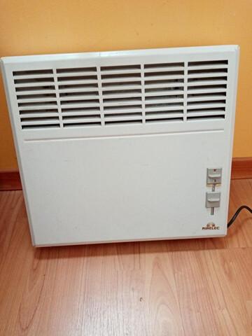 Radiador Eléctrico 1000W
