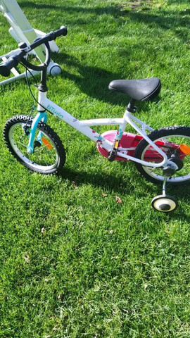 Bicicleta Para Niñas B'Twin