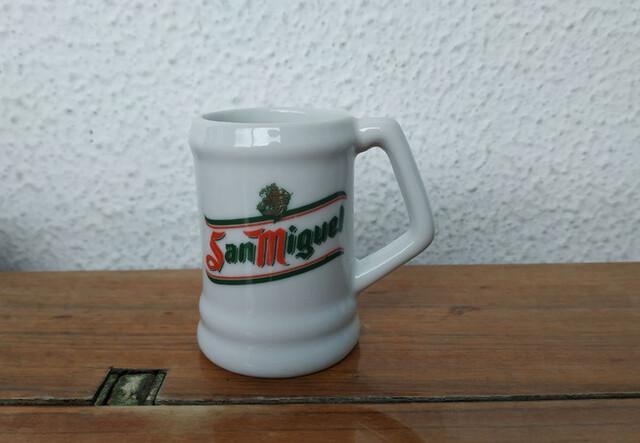 Jarra Cerveza San Miguel