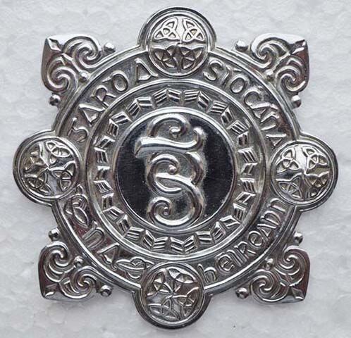 Insignia De Policia De Irlanda