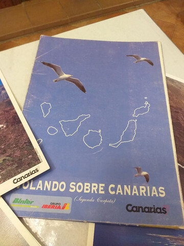 Laminas Fotos Aereas De Canarias