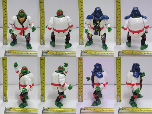 Las Tortugas Ninja Rafael El Ninja