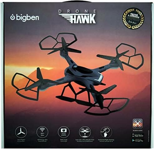 DRON BIGBEN HAWK - foto 1