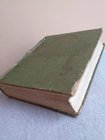 Libro Blanco Y Negro 1920,Años 30