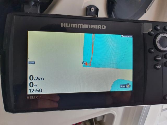 HUMMINBIRD HELIX 7X CHIRP GPS G3N - foto 2
