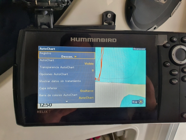 HUMMINBIRD HELIX 7X CHIRP GPS G3N - foto 3