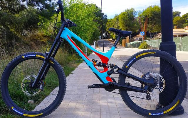 Specialized Demo 8 Carbon Custom Xl
