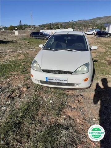 Asientos Ford Focus Berlina Cak 1998