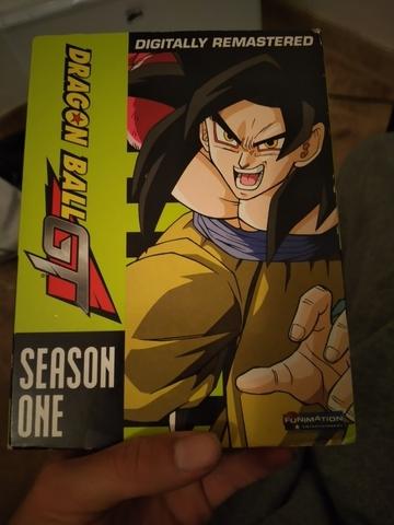 Dragon Ball Gt Season One Remastered
