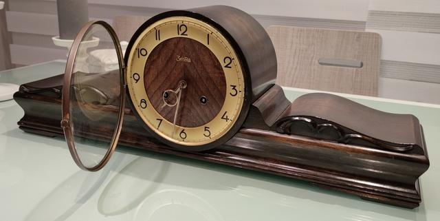 Reloj De Sobremesa O Chimenea