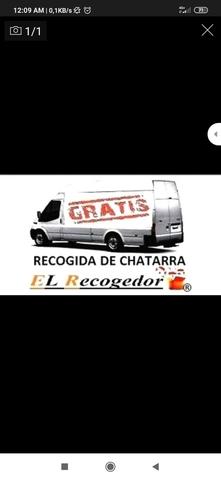 CHATARRERO GRATUITO Y TRANSPORTISTA 24H! - foto 3