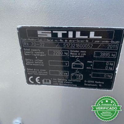 STILL RX70-22 - foto 8