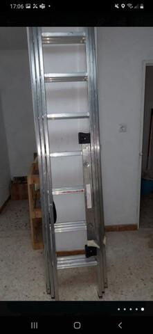 Escalera Aluminio Rolser
