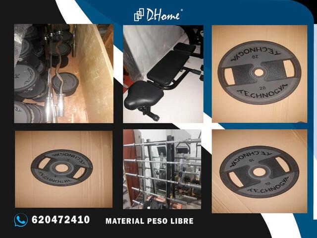 MATERIAL PESO LIBRE - foto 2