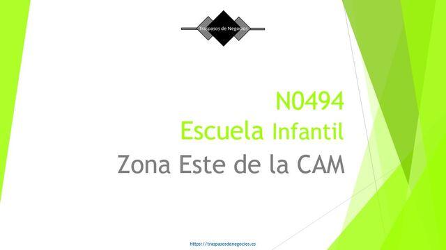 N0494 MUNICIPIO ZONA ESTE COMUNIDAD - foto 1