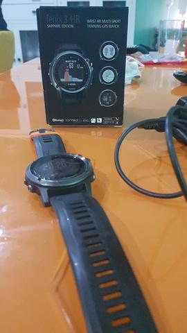 Reloj Garmin Fenix 3Hr Sapphire Edition