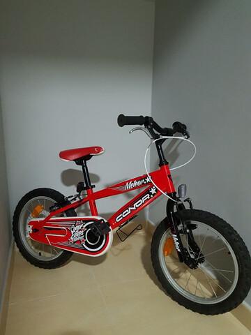 Bicicleta Conor Meteor 16´´