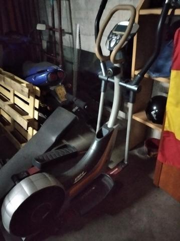 Vendo Bicicleta Elíptica Bh Fitness