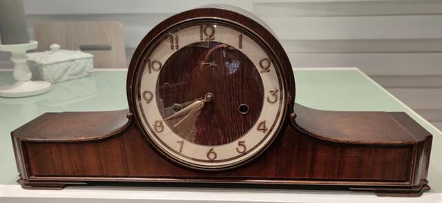 Reloj Antiguo De Sobremesa