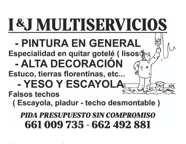 I&J.     MULTISERVICIOS - foto 1
