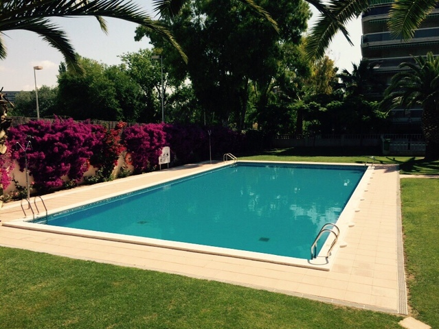 PISCINA-PARKING-AIRE ACC-5 PERSONAS - foto 1