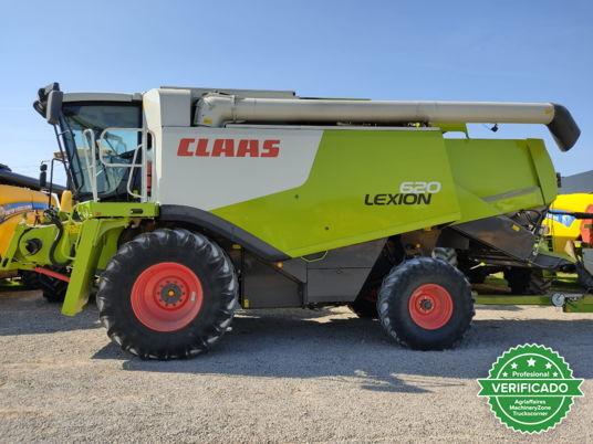 CLAAS LEXION 620 - foto 2