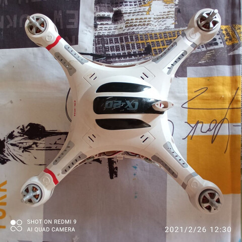 DRON CHEERSOIN CX20 - foto 1
