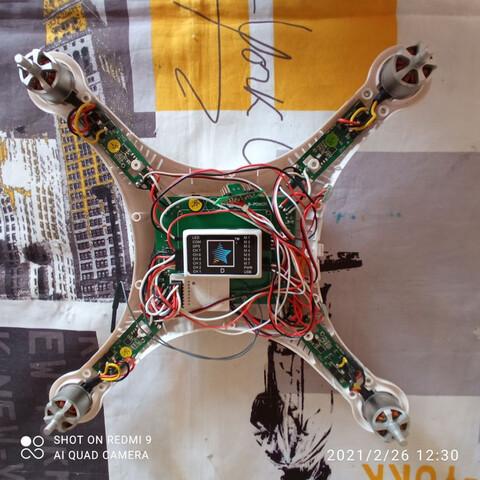 DRON CHEERSOIN CX20 - foto 2