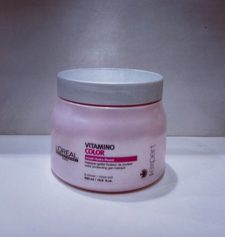 MASCARILLA VITAMINO COLOR 500ML L\'ORÉAL - foto 1