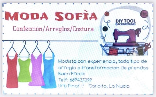 COSTURA/CONFECCIÓN/ARREGLOS - foto 1