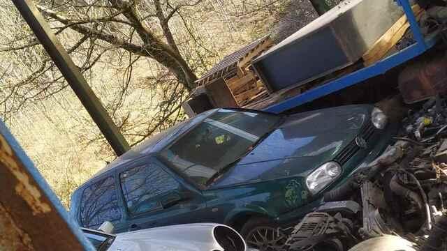 MOTOR VW GOLF 3 SERIE 3 GTI 20 ANIVERSAR - foto 1