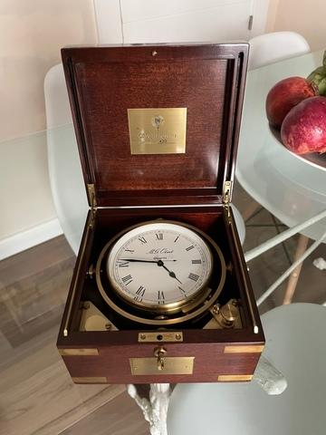 Reloj Cronometro Marino Mg Obart Cmq-Ii