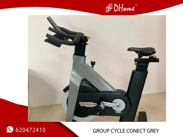 GROUP CYCLE CONECT GREY - foto 1
